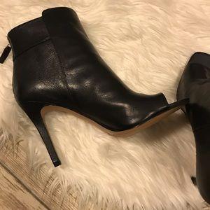Nine West Shoes - Nine West Kirstey Peep Toe Booties
